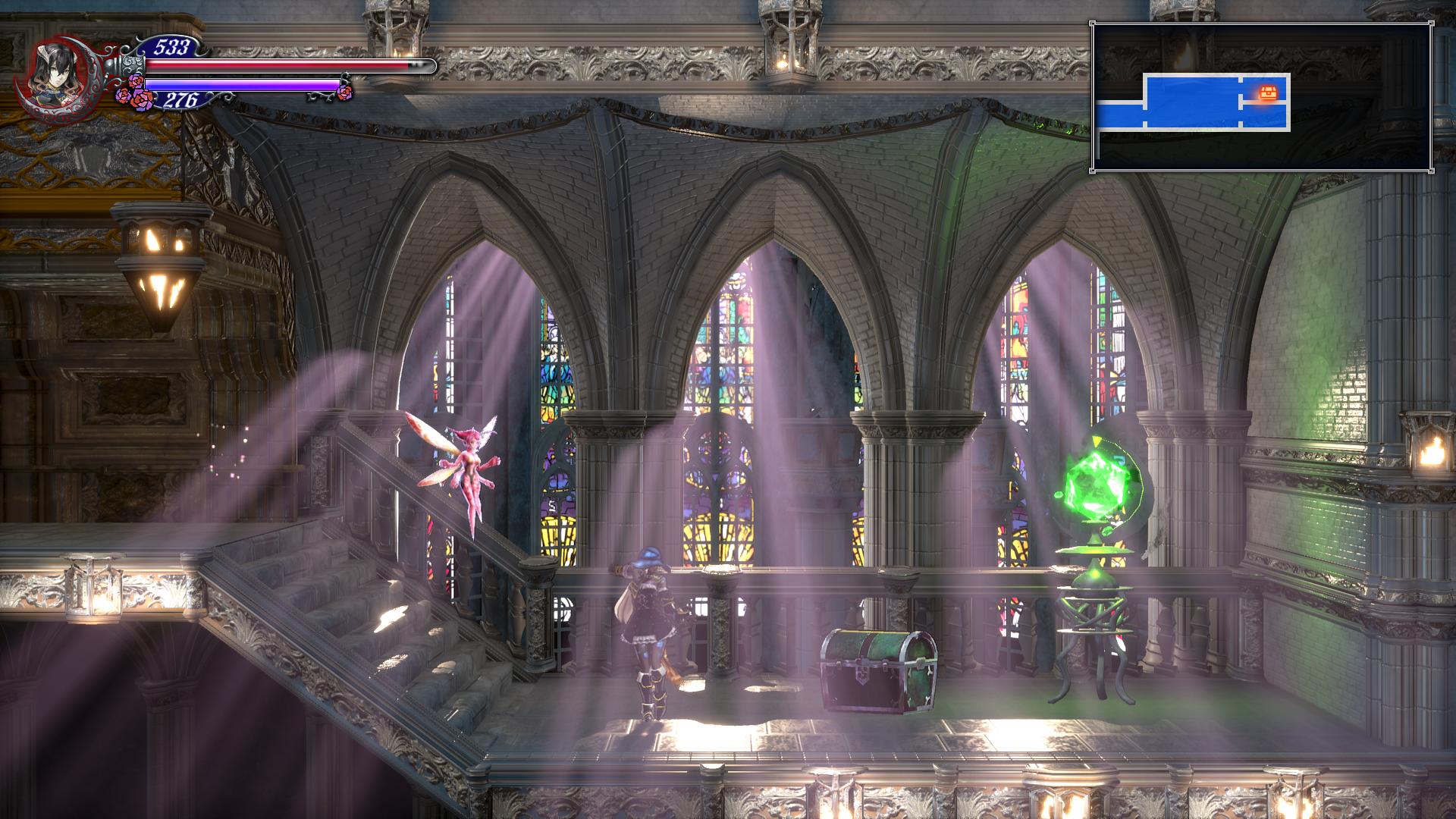 Trotz glorifizierter PlayStation 2 Optik kann das Spiel visuell verzaubern.