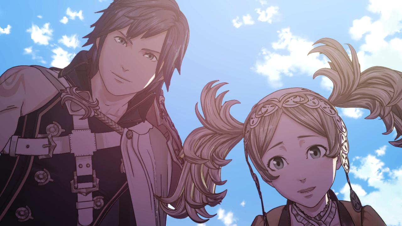 Die hübschen Anime-Charaktere in Aktion. (Bild: Nintendo)
