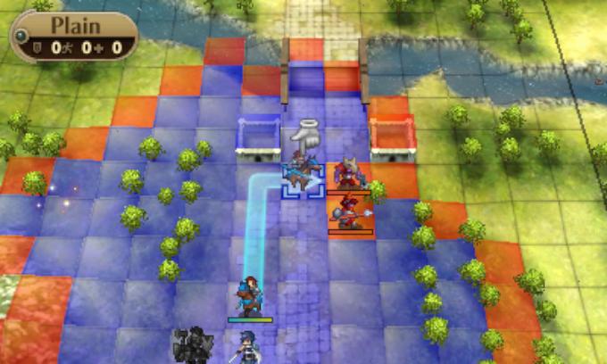 Auf dem Schlachtfeld ist Taktik gefragt - oder die richtige Dosis Grind. (Bild: Nintendo)