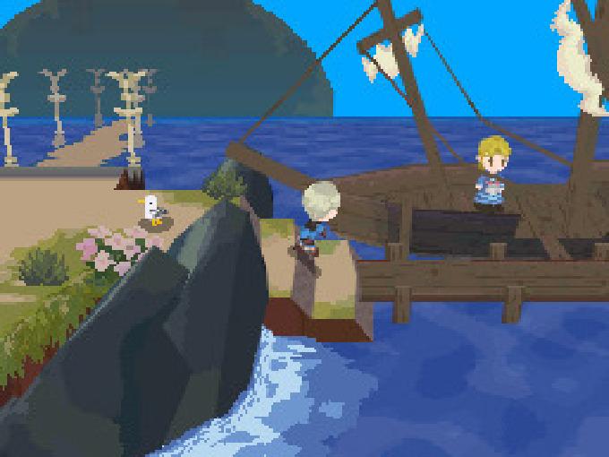 Auf zu neuen Abenteuern! (Bild: Square Enix)