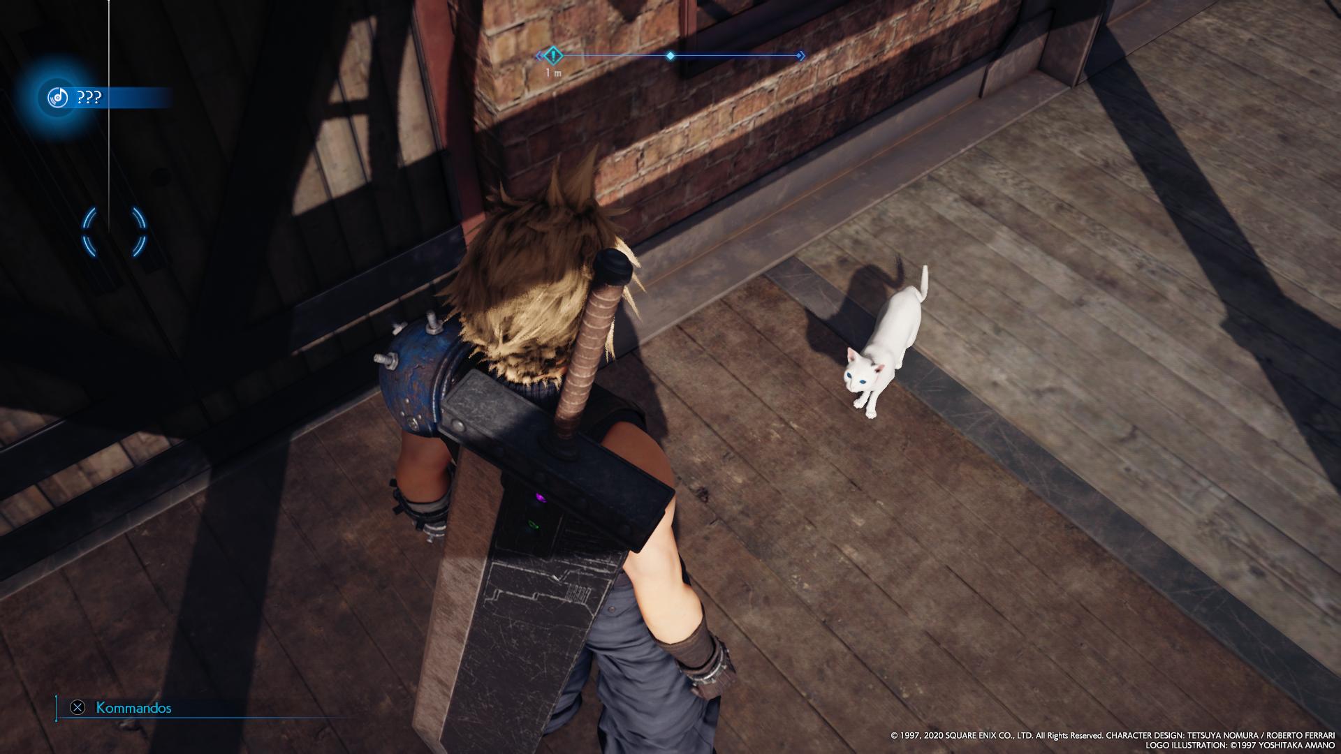 Das Remake enthält zahlreiche Neuerungen, wie zum Beispiel diese Katze.