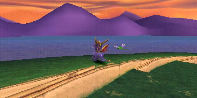 Atemberaubende Aussicht - zumindest für 1998